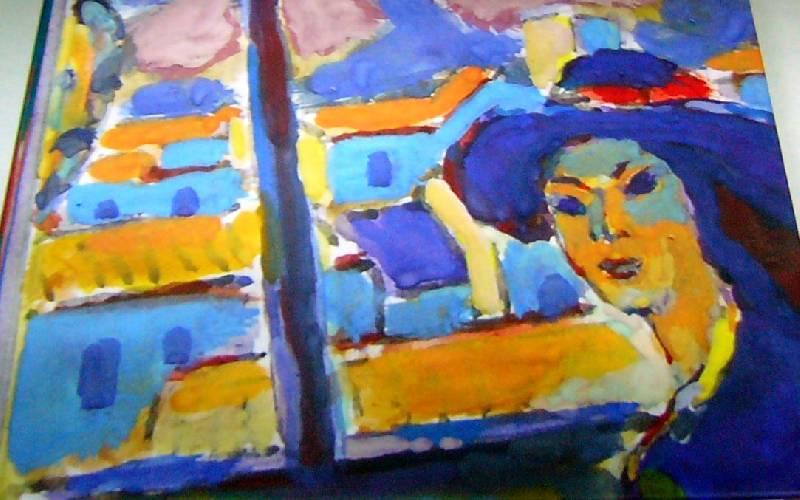Иллюстрация 1 из 13 для Вид из окна съемной квартиры - Дина Рубина | Лабиринт - книги. Источник: Nika