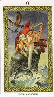 Иллюстрация 1 из 24 для Таро Друидов | Лабиринт - книги. Источник: Попова  Марина Владимировна