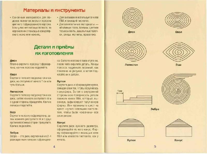 Поделки из гофрированный картон 9