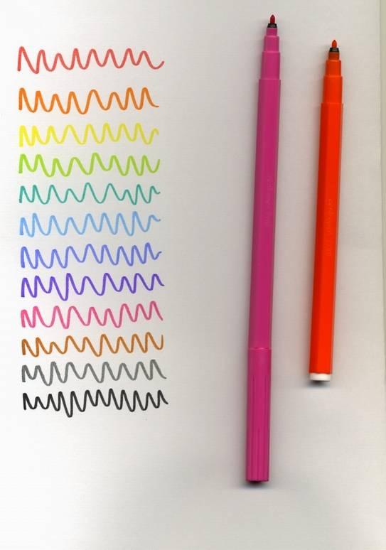 "����������� 1 �� 2 ��� ���������� 12 ������ ""Rainbow Kids"" (7550/12)   �������� - ��������. ��������: * ����� *"