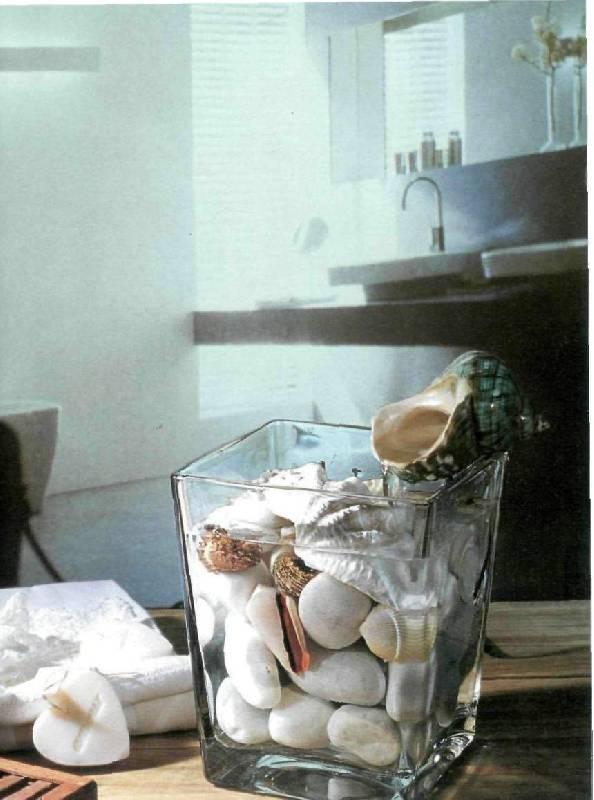 Этот комнатный фонтанчик - превосходный способ использовать с пользой дары моря, которые всегда с избытком привозятся...