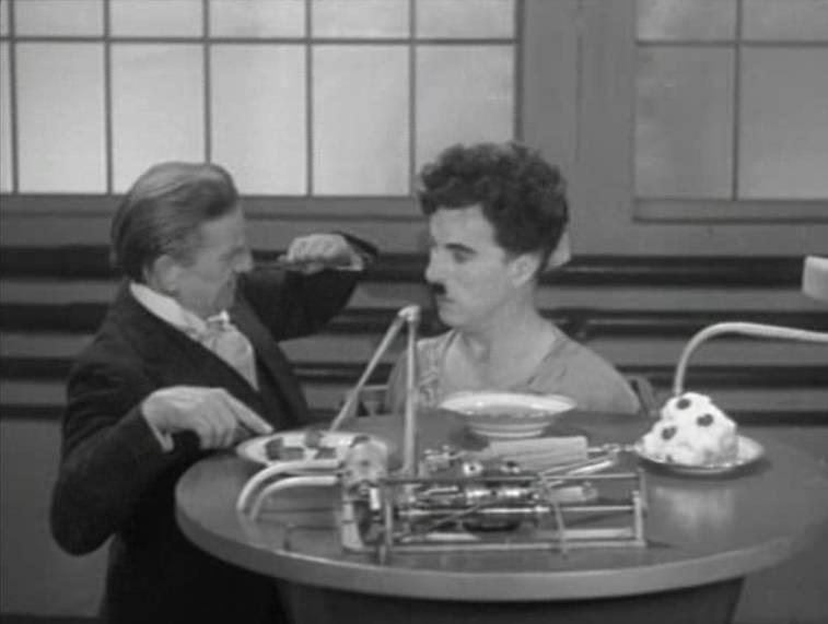 Иллюстрация 1 из 26 для Чарли Чаплин: Новые времена. Парижанка (DVD) | Лабиринт - видео. Источник: enotniydrug