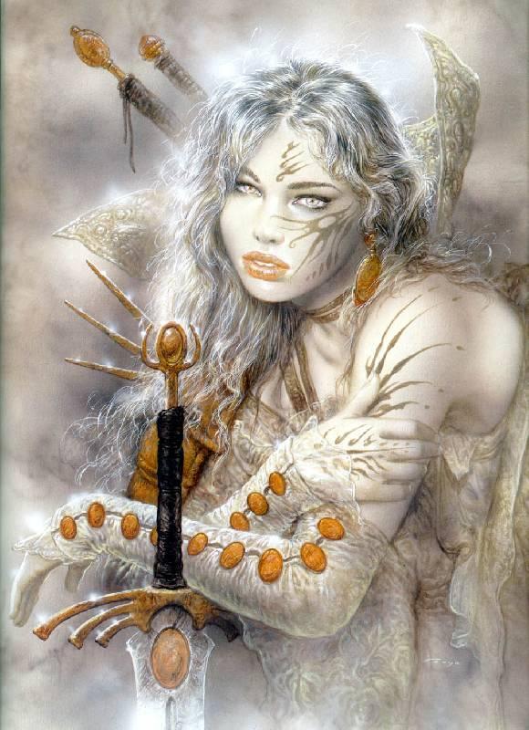 Иллюстрация 1 из 3 для Видения - Луис Ройо | Лабиринт - книги. Источник: skitalets