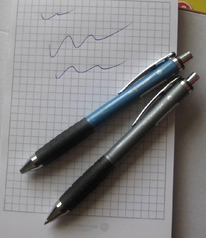 Иллюстрация 1 из 8 для Ручка шариковая автоматическая Classic синяя   Лабиринт - канцтовы. Источник: Марийка