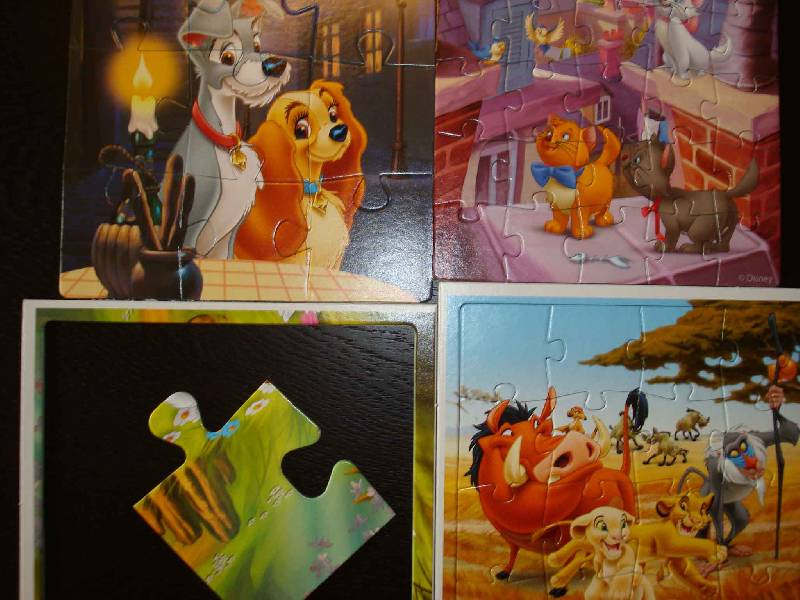 """����������� 1 �� 6 ��� Step Puzzle 4 � 1 """"Animal Friends"""" (92302) 