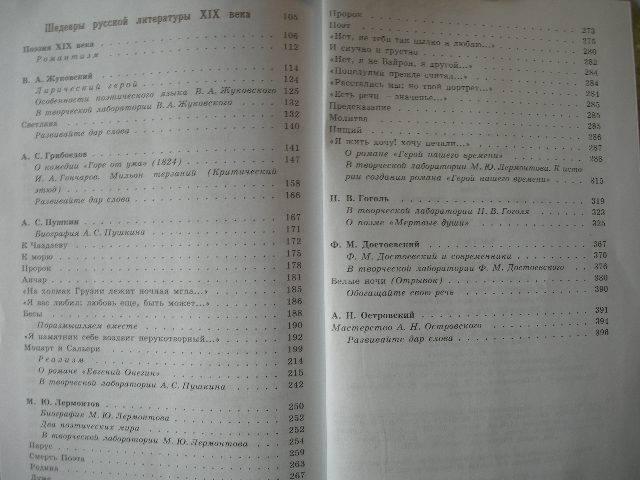 Учебник литературы бунеев 9 класс