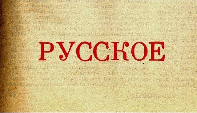 Иллюстрация 1 из 14 для Русское (DVD) | Лабиринт - видео. Источник: Флинкс
