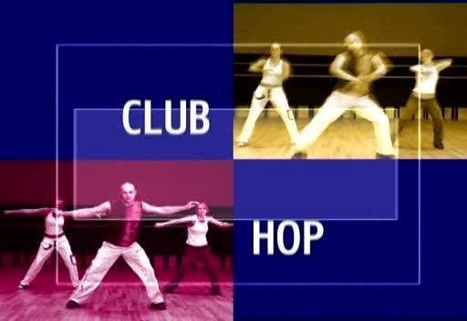Иллюстрация 1 из 3 для Худеем танцуя: Club Hop (DVD) - Григорий Хвалынский | Лабиринт - видео. Источник: Флинкс
