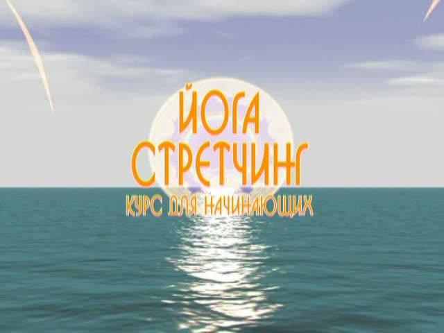 Иллюстрация 1 из 7 для Йога-стретчинг. Курс для начинающих (DVD) - Игорь Пелинский   Лабиринт - видео. Источник: Флинкс