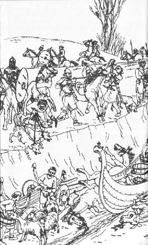 Иллюстрация 1 из 43 для Повседневная жизнь викингов. IX-XI века - Наталья Будур   Лабиринт - книги. Источник: Юта