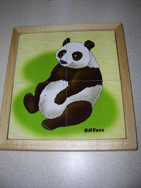 Иллюстрация 1 из 10 для Дикие животные (Д-355)   Лабиринт - игрушки. Источник: Лилианна