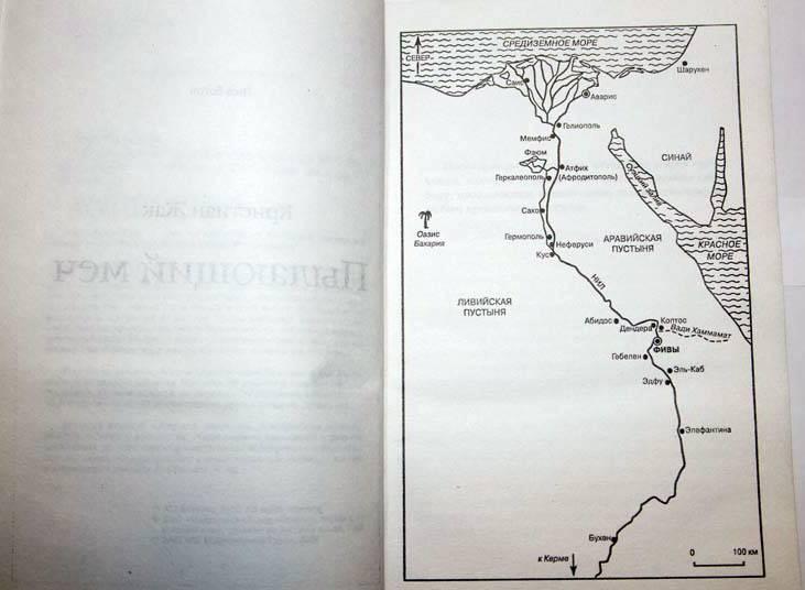 Иллюстрация 1 из 10 для Пылающий меч - Кристиан Жак | Лабиринт - книги. Источник: Кнопа2