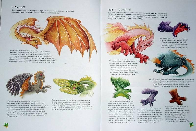Рисуем дракона акварельно