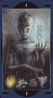 Иллюстрация 1 из 15 для Таро Инопланетян (руководство + карты) - Бепи Винья | Лабиринт - книги. Источник: -=  Елена =-