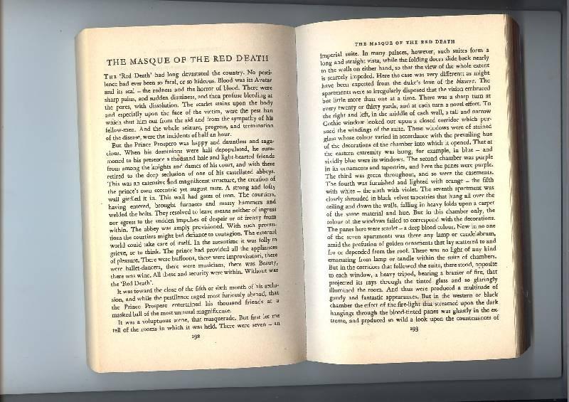 Иллюстрация 1 из 4 для Selected Tales - Edgar Poe | Лабиринт - книги. Источник: duduka