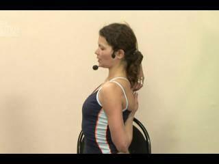 Иллюстрация 1 из 4 для Йога для офисных работников. Укрепляем здоровье на рабочем месте (DVD) - Игорь Пелинский | Лабиринт - видео. Источник: Ya_ha