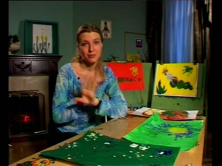 Иллюстрация 1 из 14 для Шедевры крошек или Крошечные шедевры. Рисование пальчиками. Пальчиковая гимнастика. Часть 2 (DVD) - Татьяна Василькова | Лабиринт - видео. Источник: Шелковица