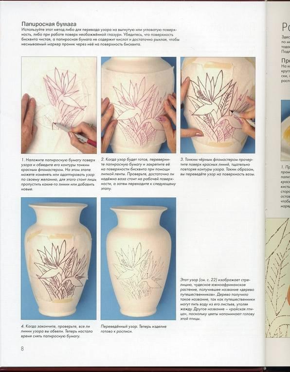 Иллюстрация 7 из 16 для Роспись керамики Лабиринт - книги.