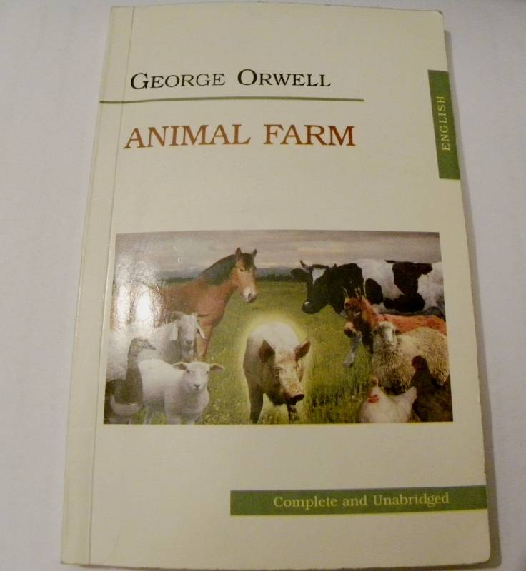 Essays On Animal Farm By George Orwell
