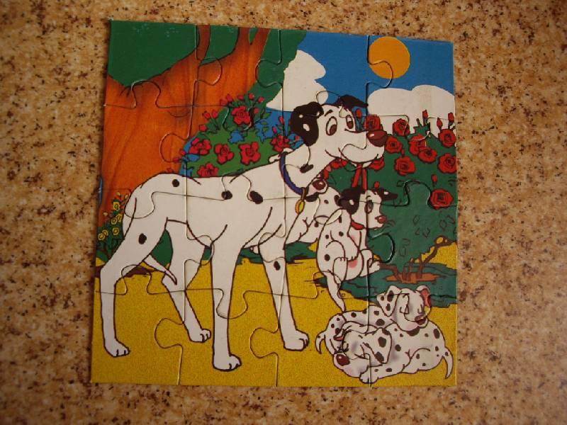 ����������� 1 �� 4 ��� Maxi Puzzle. 16 ���������. ���������� (037) | �������� - �������. ��������: ������� ����