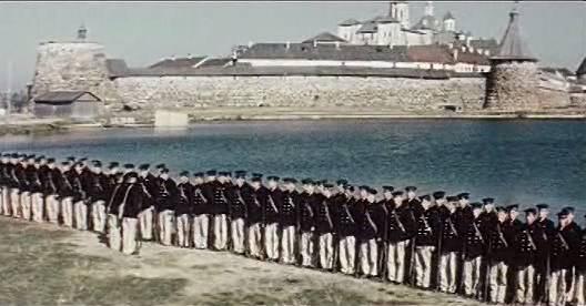 Юнга северного флота 1973