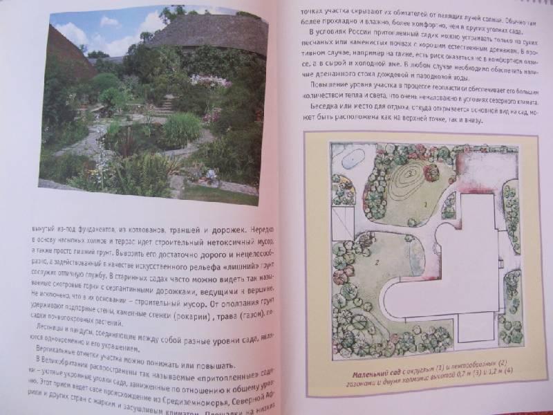 Иллюстрация 1 из 24 для Приемы в ландшафтном дизайне - Е.В. Черняева | Лабиринт - книги. Источник: _Irina_