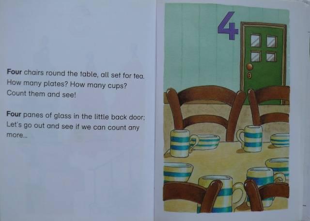 Иллюстрация 1 из 3 для 1, 2, 3   Лабиринт - книги. Источник: personok
