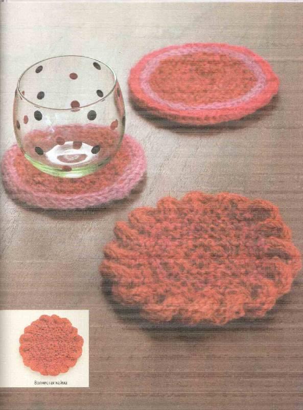 Вязание спицами оригинальных шапочек