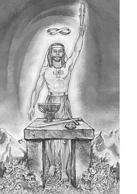 Иллюстрация 1 из 38 для Медитация на Арканы Таро. Дополнения к энциклопедии оккультизма: лекции 1921 года - Григорий Мебес   Лабиринт - книги. Источник: Olla-la