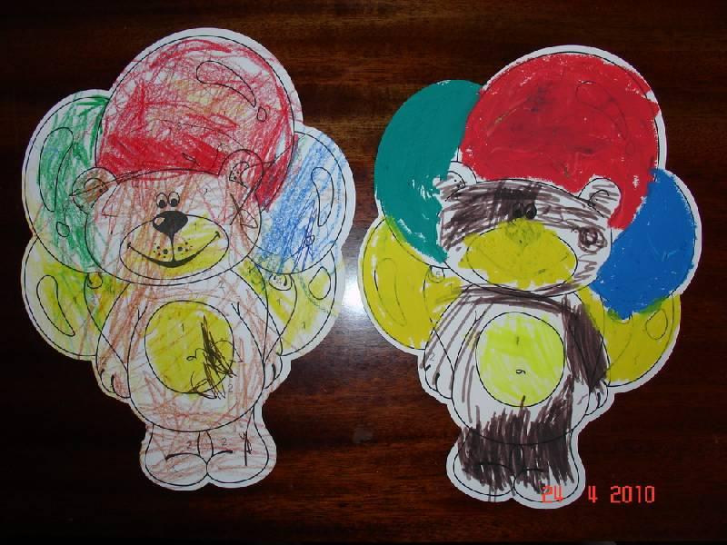 Иллюстрация 1 из 3 для Раскраска Мишка (Рдм011) | Лабиринт - игрушки. Источник: urri23