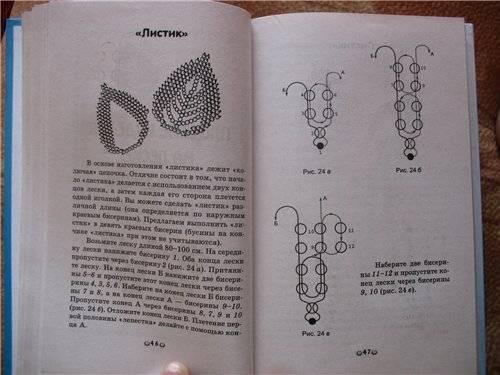 """Иллюстрация 8 к книге  """"Сказочный мир бисера.  Плетение на леске. """", фотография, изображение, картинка."""