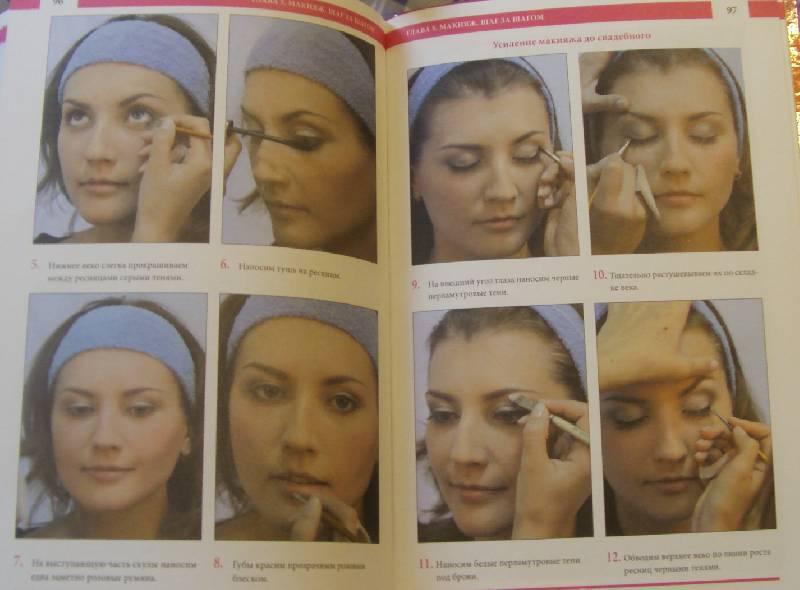 Полезная книга по уходу за кожей и нанесению макияжа