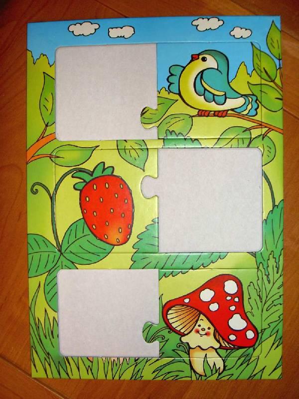 Иллюстрация 1 из 11 для Развивающие рамки. В лесу | Лабиринт - игрушки. Источник: hellgirl