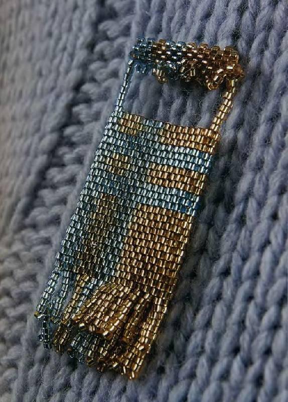 МАТЕРИАЛЫ бисер рубка золотистого цвета 616 шт. бисер.