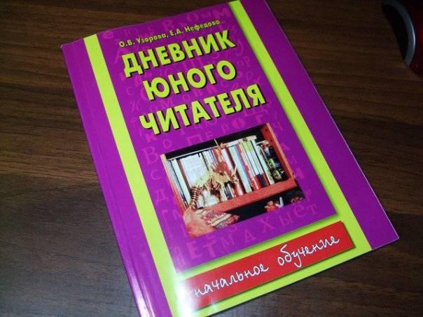 Иллюстрация 1 из 28 для Дневник юного читателя - Узорова, Нефедова | Лабиринт - книги. Источник: Капочка