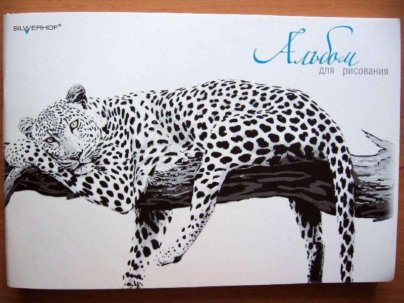Иллюстрация 1 из 3 для Альбом для рисования 40 листов А4 Ягуар (911012-74) | Лабиринт - канцтовы. Источник: Red cat ;)