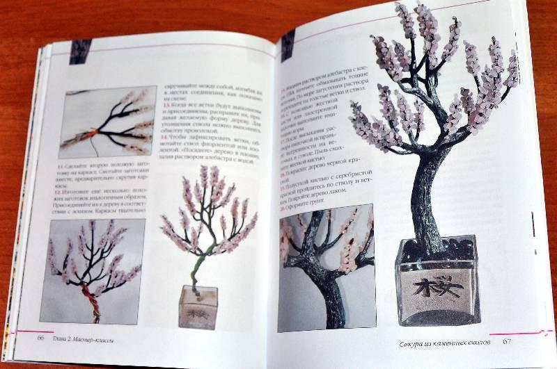 Миниатюрные деревья из бисера Ольги Гулидовой воплощают красоту окружающего нас мира, передают совершенство и...