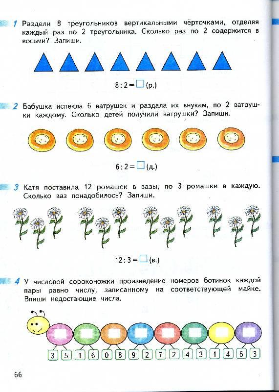Класс рабочая тетрадь № 1 и № 2