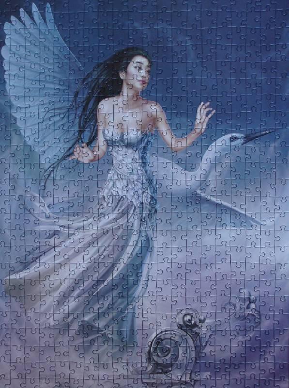 Иллюстрация 1 из 7 для Puzzle-500. Фэнтези (В-51397) | Лабиринт - игрушки. Источник: ЛиС-а