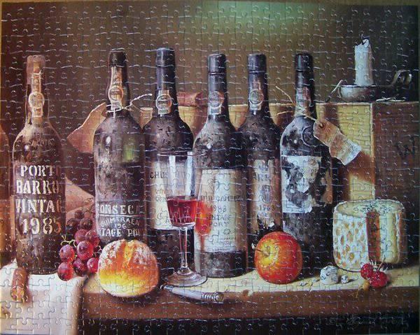 Иллюстрации Пазл-500 Божественный напиток (13410)