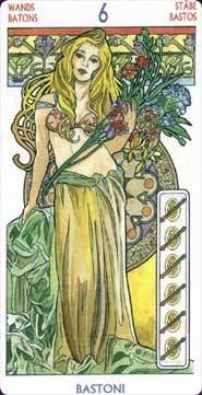 Иллюстрация 1 из 6 для Таро Галерея (руководство + карты) | Лабиринт - книги. Источник: Хахакиги