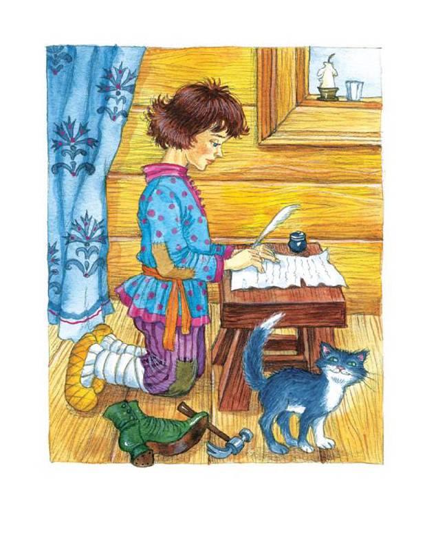 борис житков книги беспризорная кошка