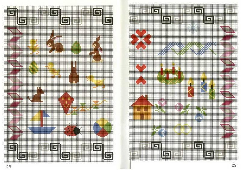 Иллюстрация 34 из 41 для Скатерти, салфетки: вышивка.  Практическое руководство - О. Климова Лабиринт - книги.