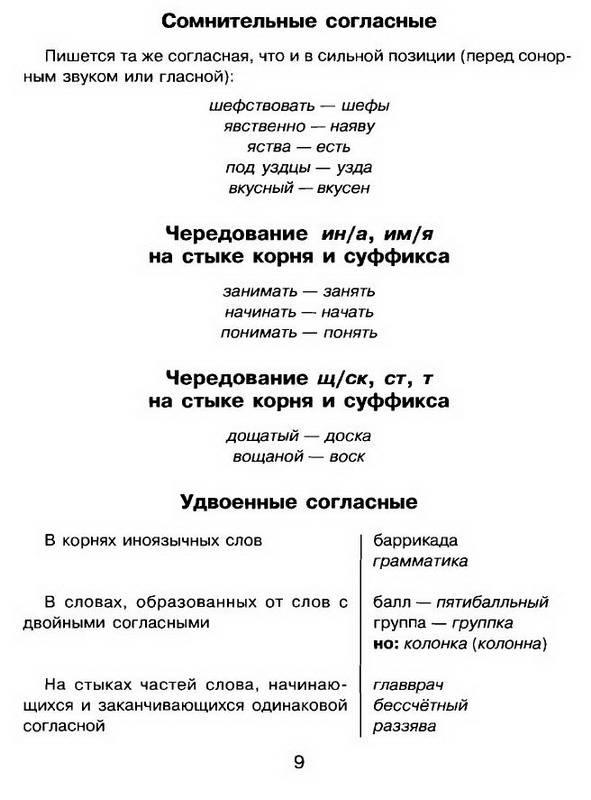 Грамматика русского языка в