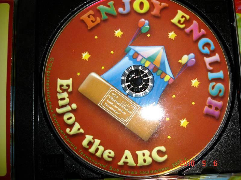 Иллюстрация 1 из 4 для Enjoy the ABC (CDpc) | Лабиринт - софт. Источник: пАдонак