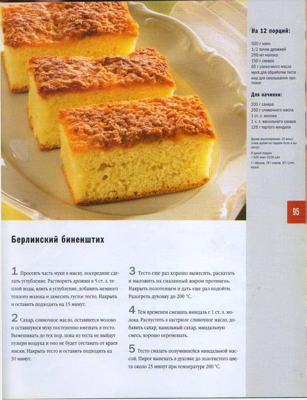 Выпечка рецепты фото пошагового приготовления