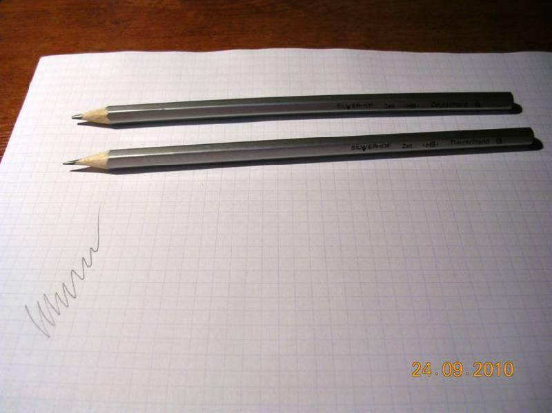 Иллюстрация 1 из 2 для Карандаш чернографитный | Лабиринт - канцтовы. Источник: SvetlanaVic