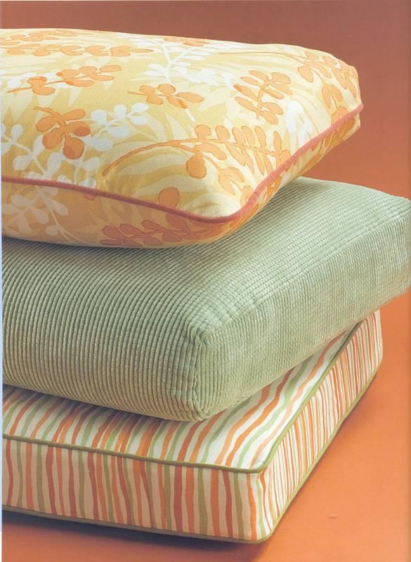 Подушки из поролона