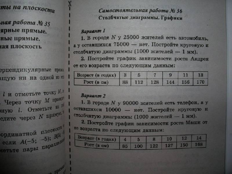 Решебник По Математике 5 Класс Тесты Виленкина