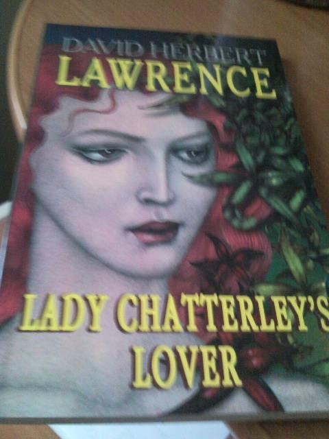 Иллюстрация 1 из 16 для Lady Chatterley's Lover - David Lawrence | Лабиринт - книги. Источник: swallow_ann